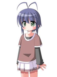 She looks like Nagato