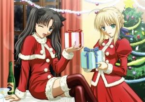 christmas-wall2dgirls34
