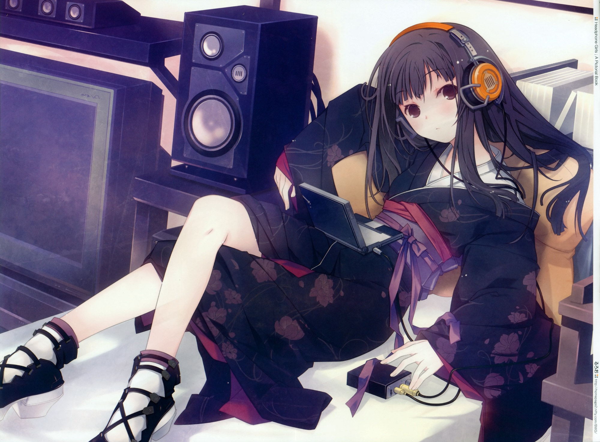 Anime Music Wallpaper 356115  WallDevil